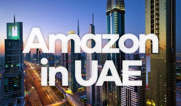 How to order an amazon product and get it delivered in UAE