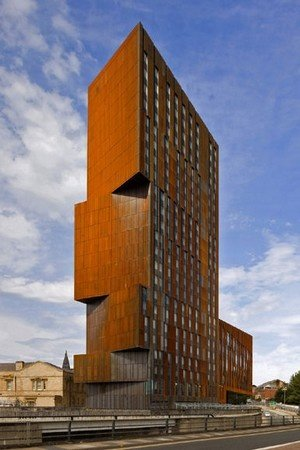 What Are Some Of The Best Buildings Using Cor Ten Steel