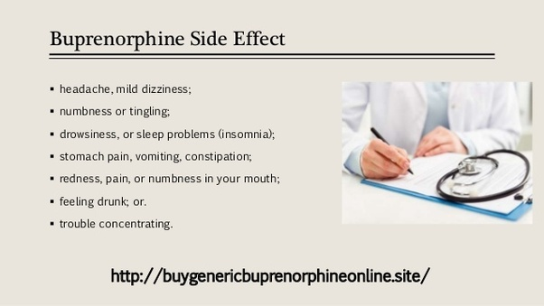 What are the side effects of Buprenorphine in cats? - Quora