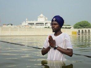 Sikh girl dating black guy