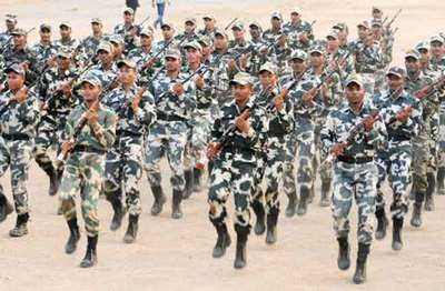 Is there any internal exam for constable in CRPF to become officer? - Quora