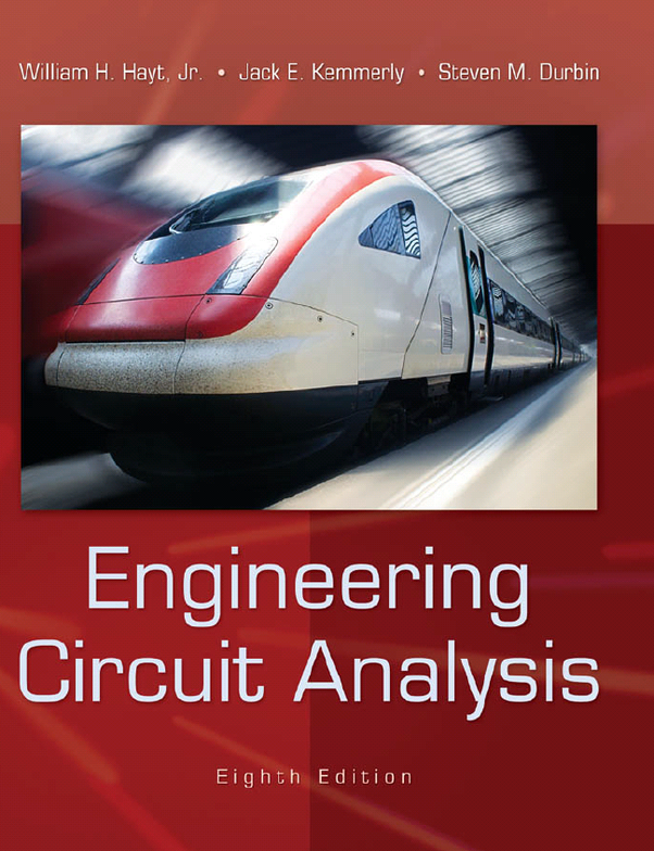 Where Can I Get The Solution Manual Of Hayt Engineering Circuit Analysis 8th Edition Quora