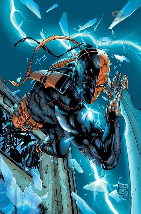who is deathstroke quora