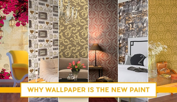 Where Can I Get Wallpaper Ideas For A Living Room Feature Wall Quora