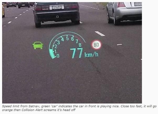 Bmw Sat Nav Show Speed Limits