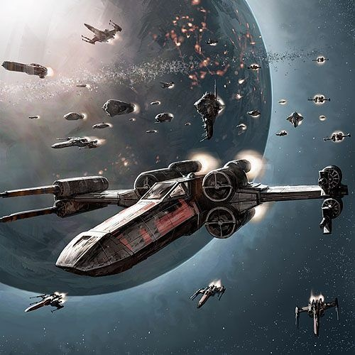 In an all-out war, which star fleet would win: Star Trek or