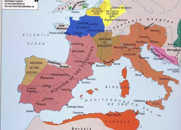 expansion of western europe Development of economy and politics in western europe and russia began the revival of his mother country through expansion and reform unlike western.
