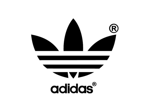 adidas symbol meaning