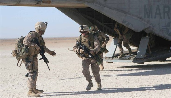 Which military occupation sees the most combat? - Quora