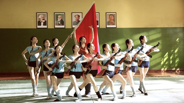 A tale on China's forgotten generation -- Cultural Revolution style dancing