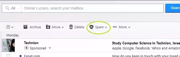how to send mass emails with yahoo