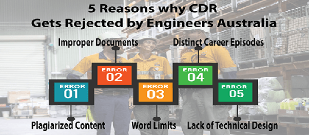 What are the major reasons why a CDR gets rejected? - Quora