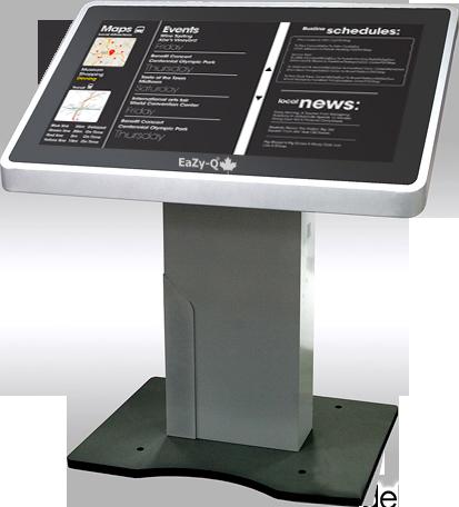 what is an information kiosk quora. Black Bedroom Furniture Sets. Home Design Ideas