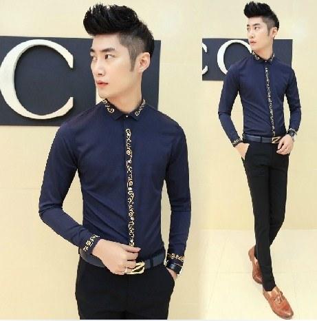 Fashion And You Mens Formal Shirts