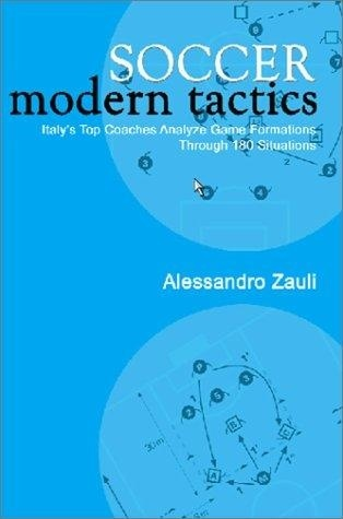 What is the best book/resource for modern soccer tactics and