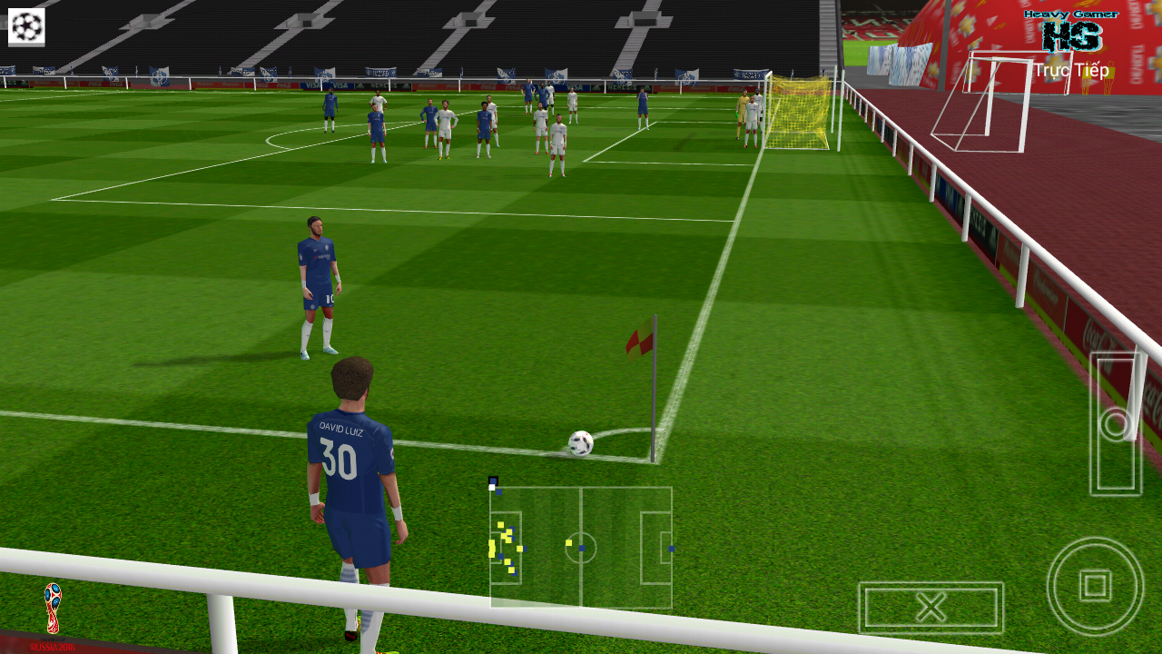 fdcef93ac8 These are some screenshots from my mod version of the app (FTS 18 World Cup  Edition by Ngo Quy Tai). Also