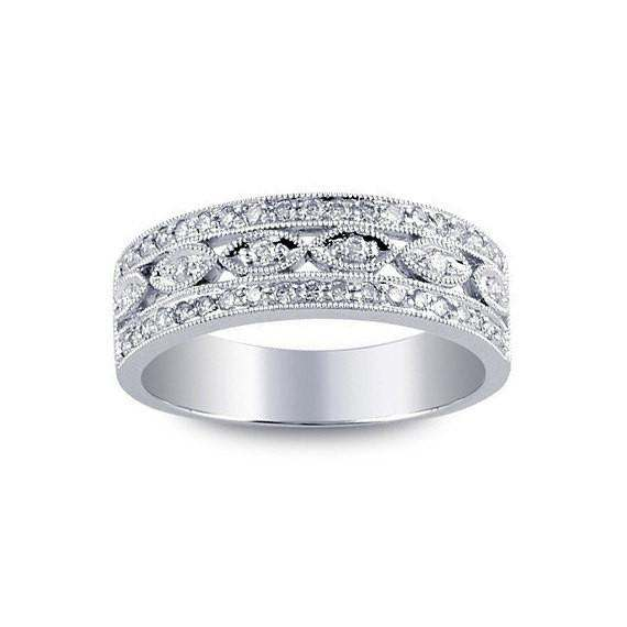 ring classic bands platinum en blog princess engagement