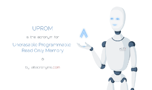 UPROM stands for? - Quora