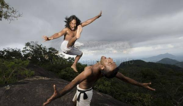 Which is the oldest martial art in the world?