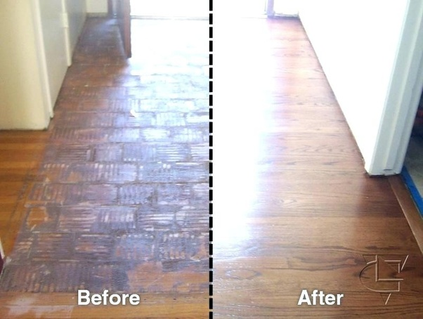 Can I Use Bleach On Hardwood Floors Quora