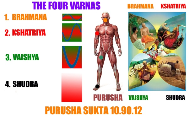 When was the supremacy of the Brahmin over the Kshatriya established