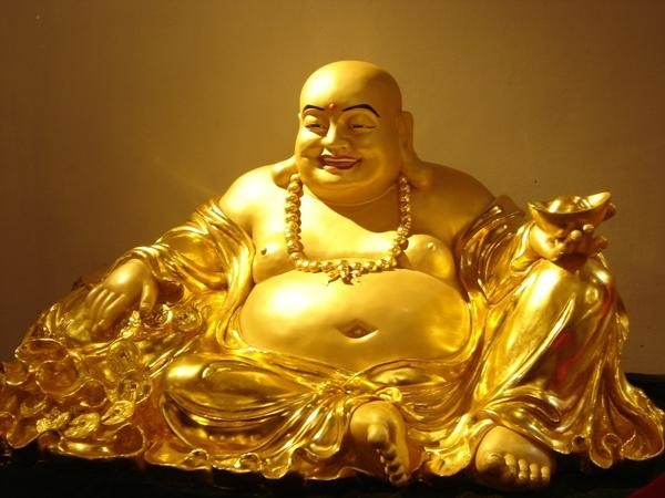 Buddha pictures in your home.