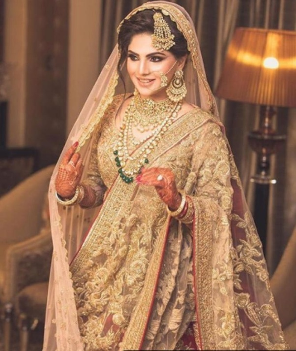 What Are Some Of The Best Wedding Dresses For Indian Bride Quora