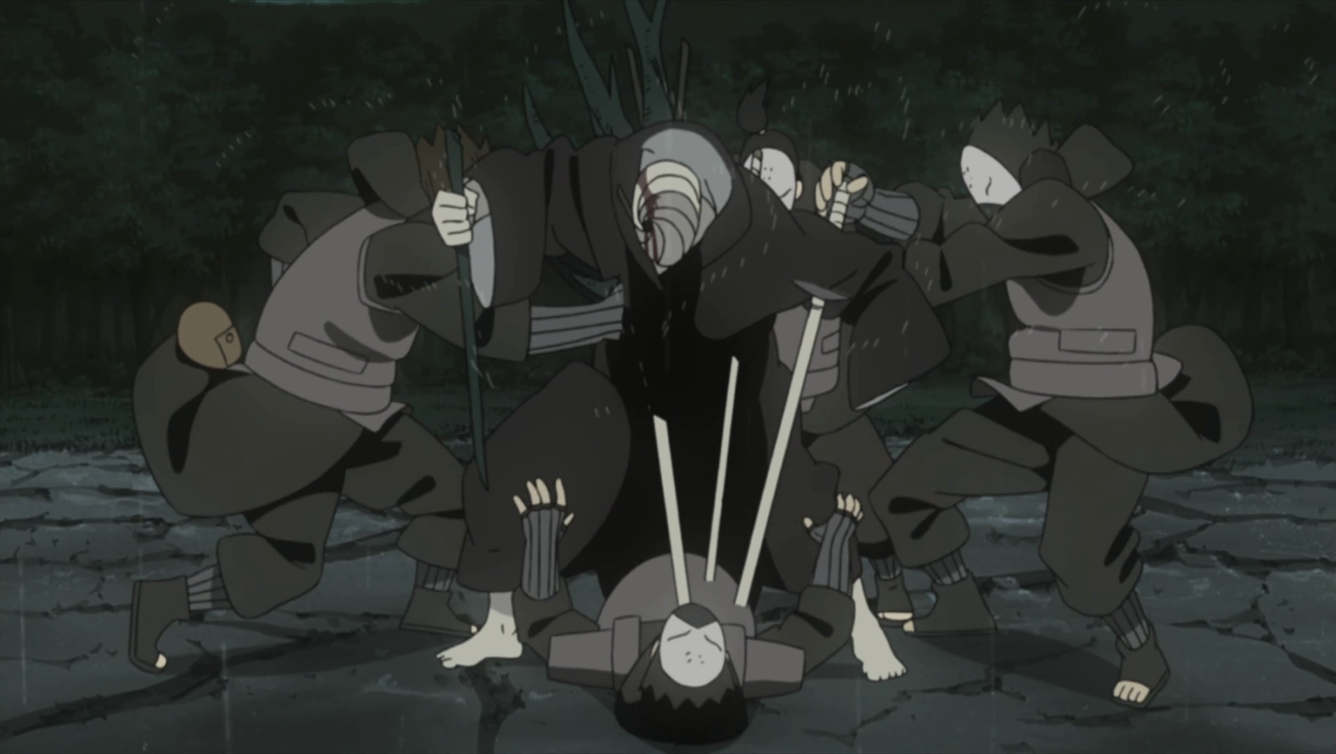 Who are the most deadly assassins in the Naruto universe