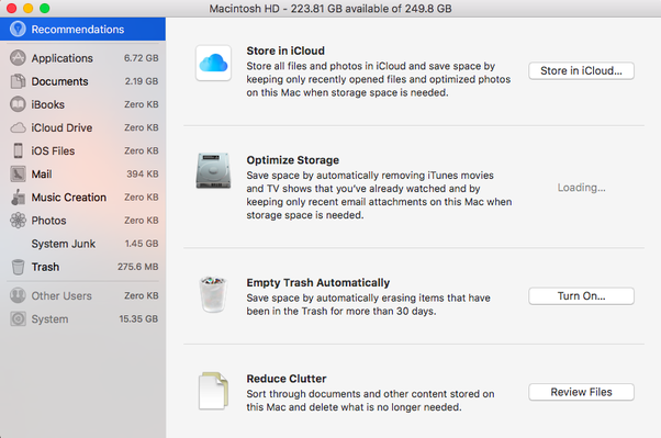 How to free space up on my MacBook Pro - Quora