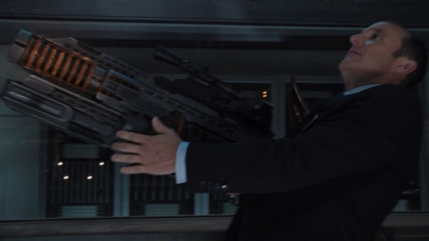 Where is Coulson in the current MCU? - Quora