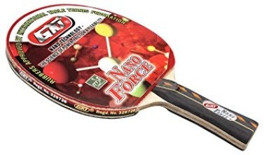 870ed7dfa75 GKI Nano Force Table Tennis Racquet. This TT racket is very good in  control