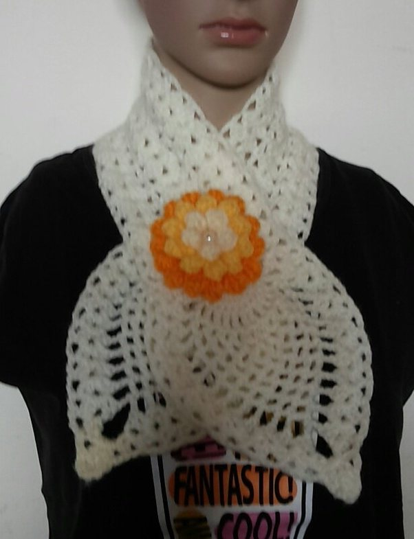 What Are Interesting Design Patterns For Neck Warmers To Crochet