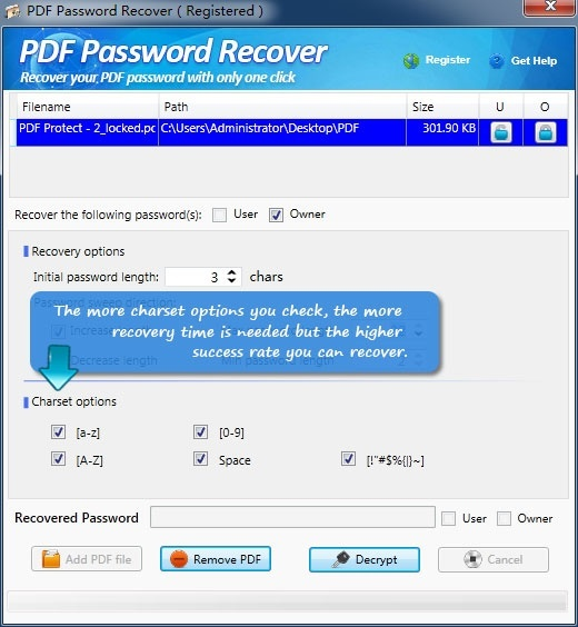 How To Open A PDF File Which Is Password Protected And I