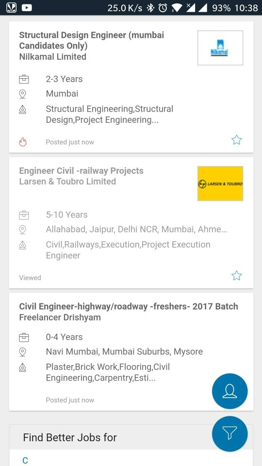 What Are The Current Opportunities For Final Year Civil Engineering Students Quora
