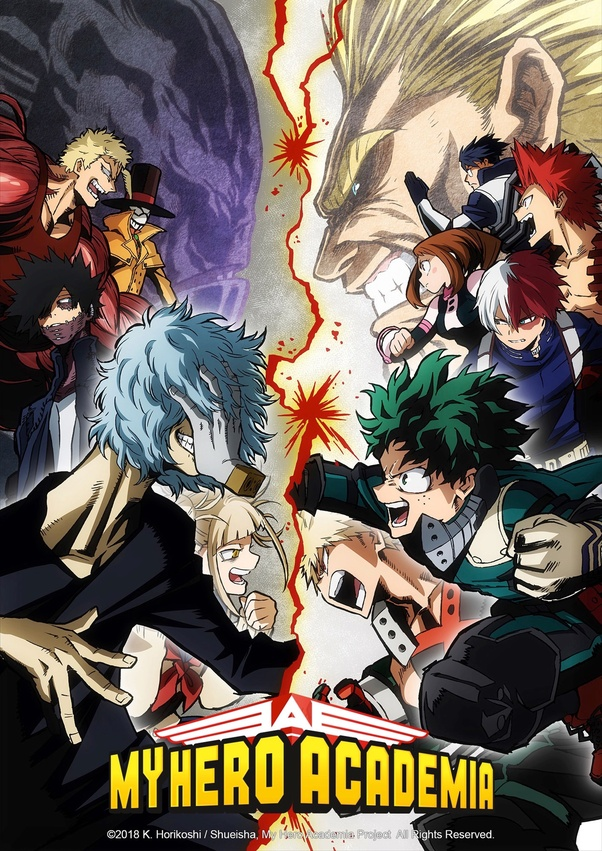 How To Watch My Hero Academia In The Right Order Quora