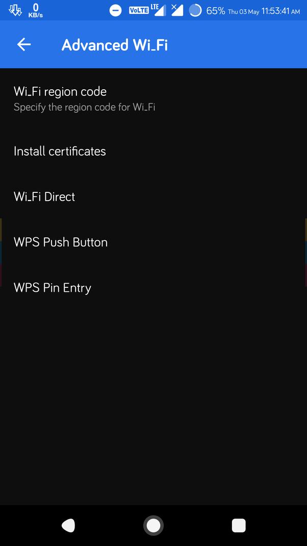La Gu Wifi Diretto Android — ZwiftItaly