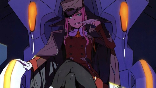 Darling In The Franxx Is Product Of Studio Trigger And A1 Pictures Former Which Responsible For Some Best Action Scenes Medium Has