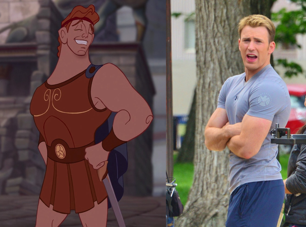 If Disney S Hercules 1997 Were To Be Made Into A Live Action