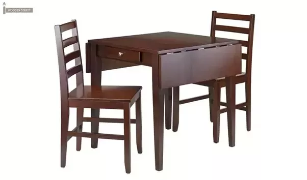 If You Want Just 4 Seater Dining Table, Then You Can Choose Between Round  And Rectangle Shape. Ideally Round Shape Dining Tables Look More Appealing  And ...