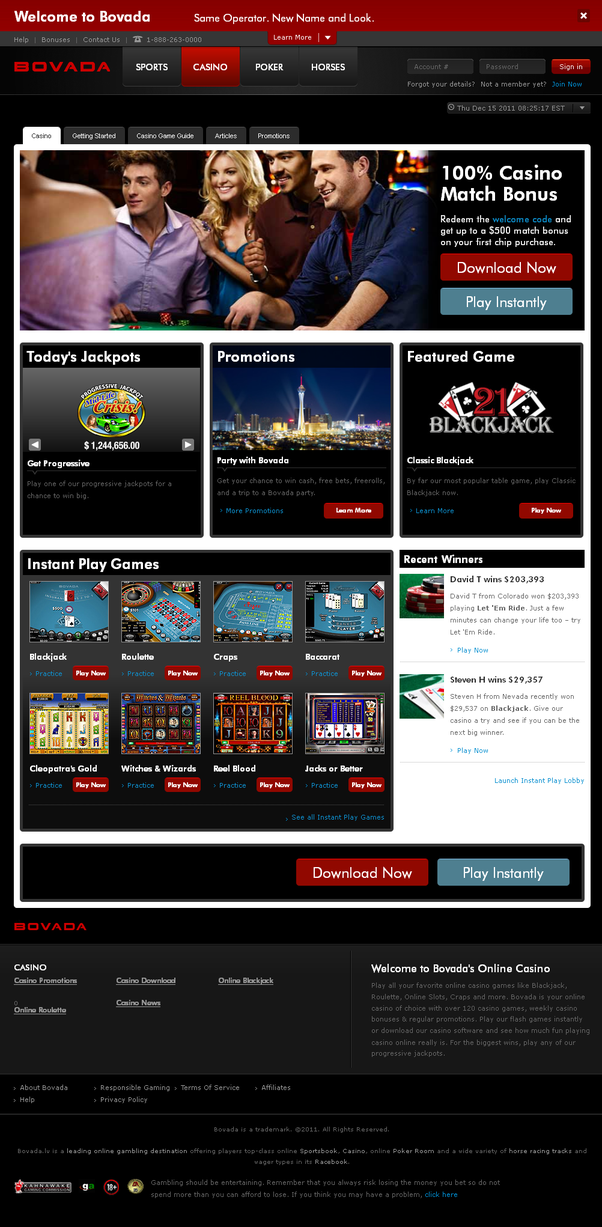 What online casinos accept us players slots unblocked
