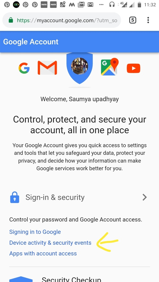 how to open a gmail account on my phone