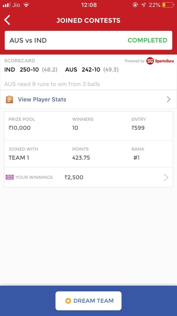 How to get Dream11 predictions and tips before each match to