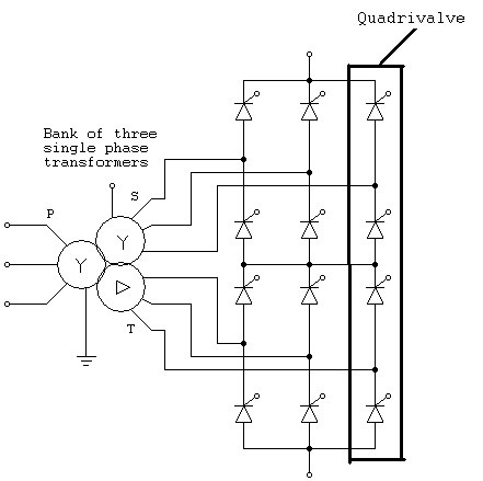 Which One Is Better To Use One 3 Phase Transformer Or Three 1 Phase