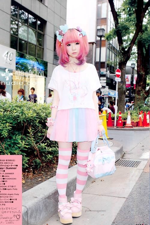 Warum ist die japanische Mode außerhalb Japans nicht stark vertreten?