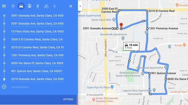 What route is used for the behind the wheel test for the ... on eureka calif map, carpool lanes bay area map, walmart map, cars map, church map, real estate map, dnr map, caltrans map, fire map, seaside ca map, cdcr map, apple map, police map, microsoft map, commissary map, traffic map, pizza hut map, costco map, atm map,