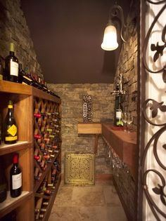 It is possible to have a cellar that is separate from the main building. A cellar is often accessed via a staircase trapdoor or a ladder. & What is the difference between a basement and a cellar? - Quora