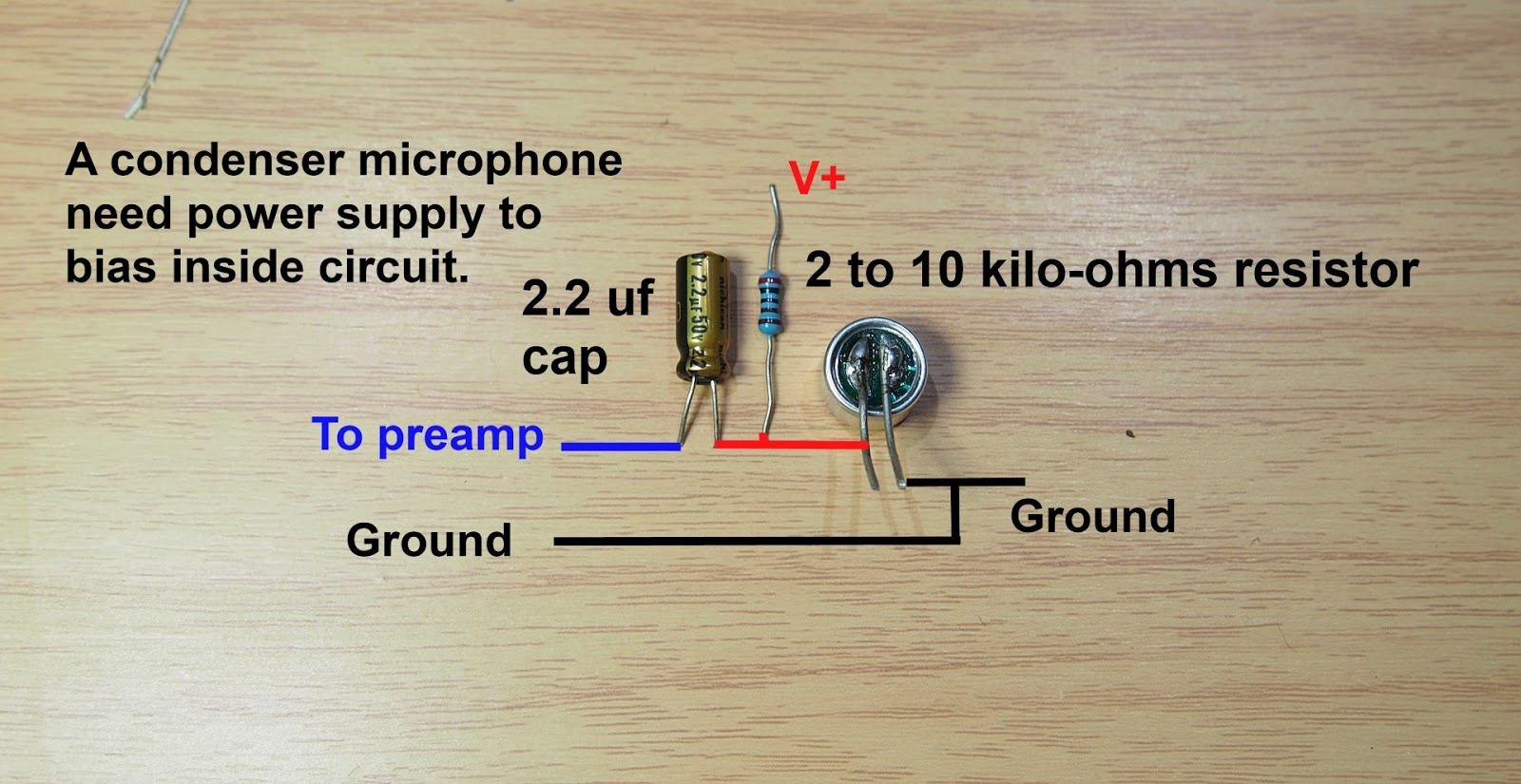 Prime Condenser Mic Wiring Carbonvote Mudit Blog Wiring Digital Resources Indicompassionincorg