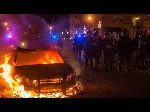 ماذا يحدث أمريكا؟ جورج فلويد وتفاصيل المظاهرات؟