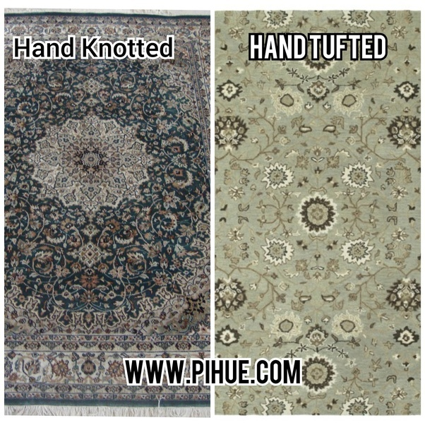 How Are Hand-tufted Rugs & Carpets Made?