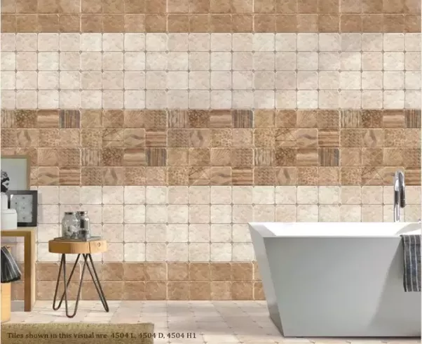 Which tiles are used in bathrooms? - Quora